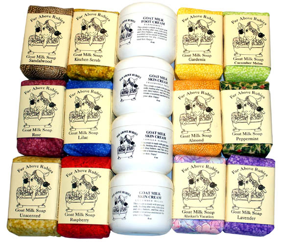 SOAP UNSCENTED