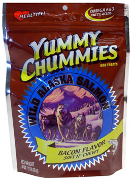 YUMMY CHUMMIES BACON