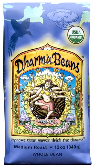 RB DHARMA BEANS ORG. 5#
