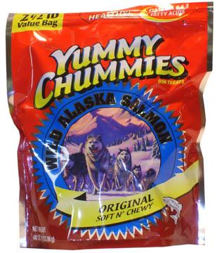 YUMMY CHUMMIES ORIG. 2.5#
