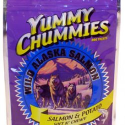 YUMMY CHUMMIES SALM & POT 2.5#